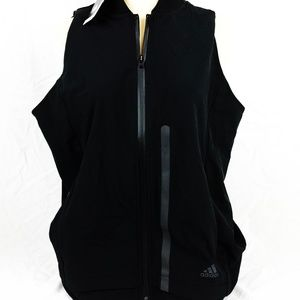 Adidas Ultra Energy Vest Sz M Black AZ2905 GB1